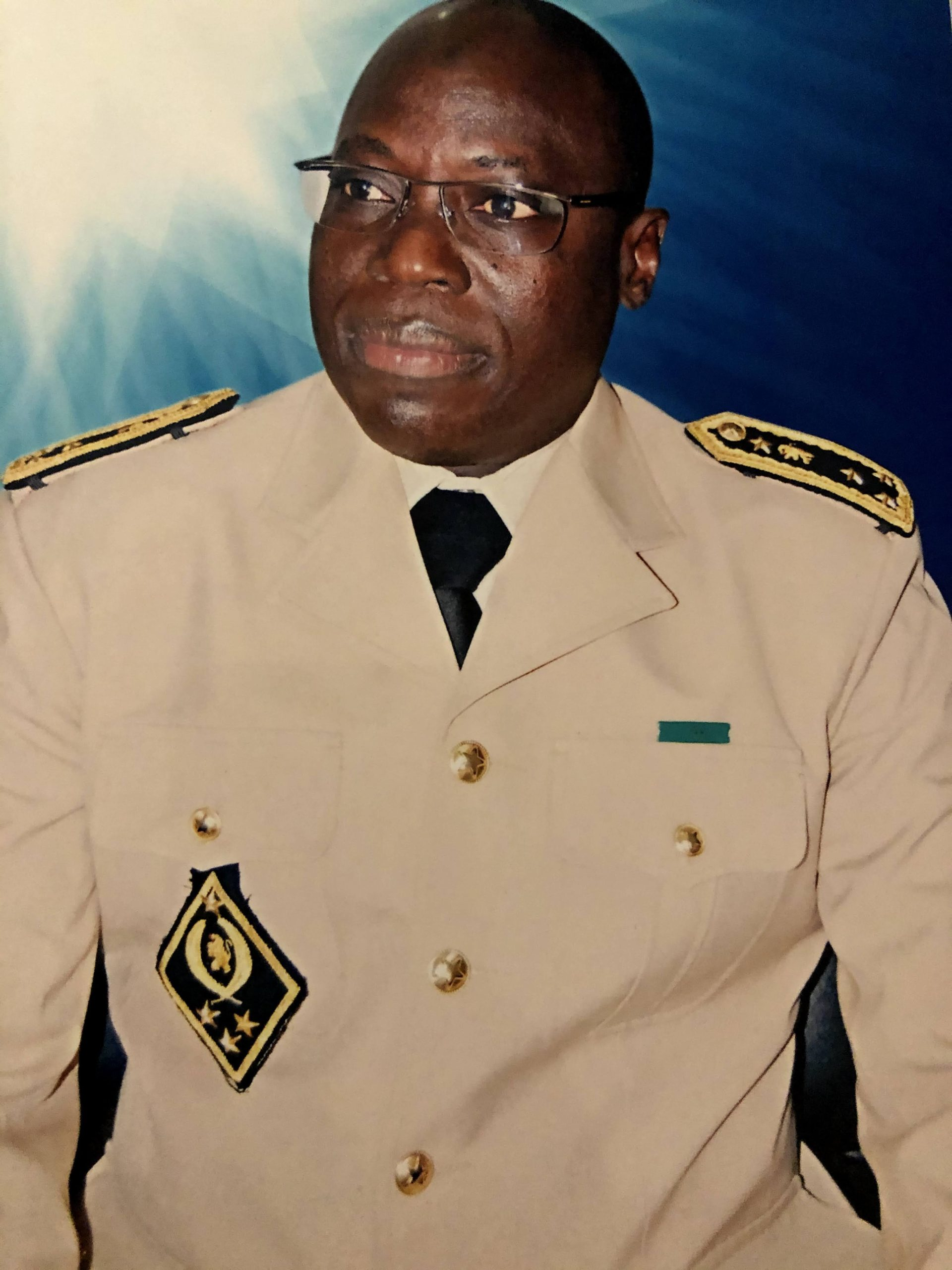 M. Mamadou DIOP
